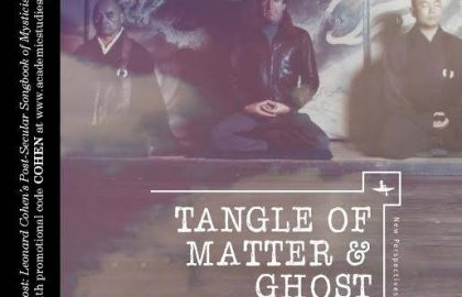 Tangle of Matter and Ghost